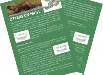 Mull Otter Group Leaflet