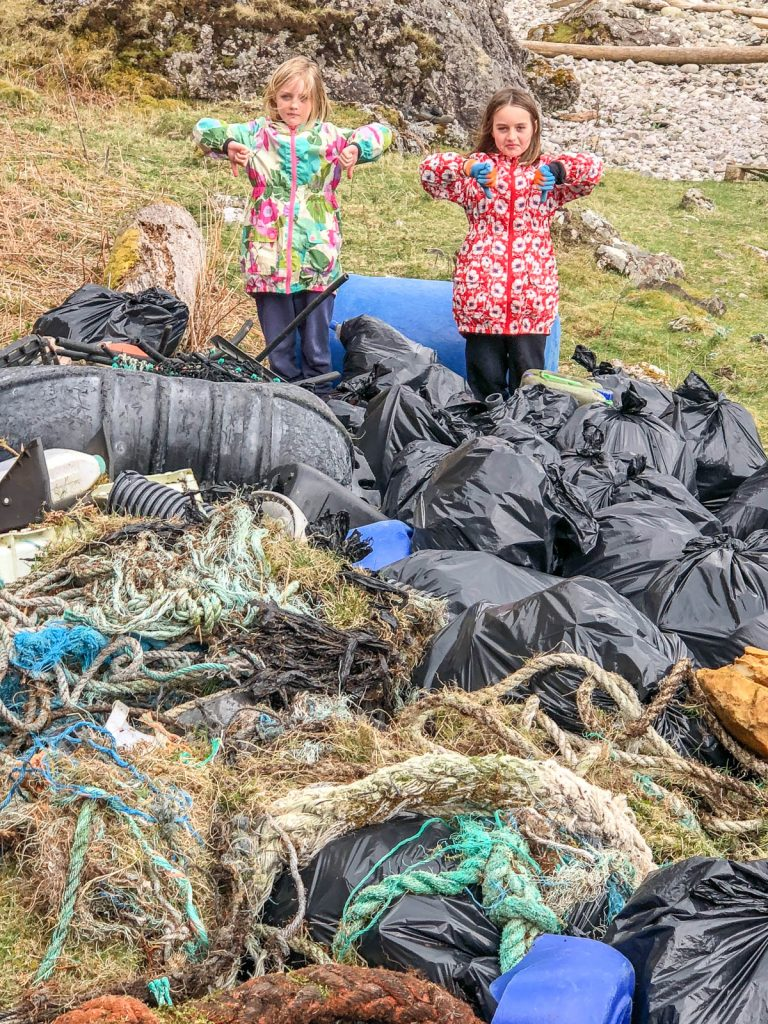 Plastic Marine Litter